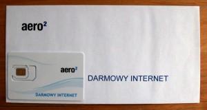 Karta SIM Aero2