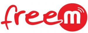 Logo operatora FreeM