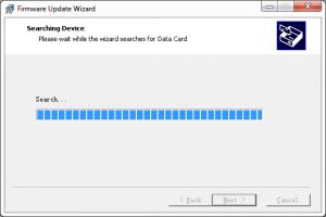 Program aktualizujący flash modemu E173 - Wykrywanie modemu