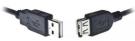 Przedłużacz USB 1,8m