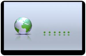 Ekran startowy Mobile Partner wOSX