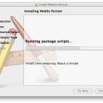 Instalator Mobile Partner w OSX - ekran 5