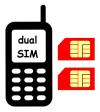 Logo DualSIM