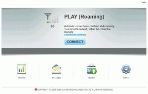 Interfejs zarządzania modemem HiLink