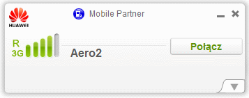Aplikacja Mobile Partner gotowa dopołączenia zAero2