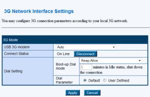 Konfiguracja 3G routera WPR 1800