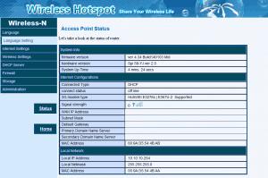 Zaawansowane ustawienia WPR 1800