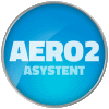 Aero2 Asystent - logo