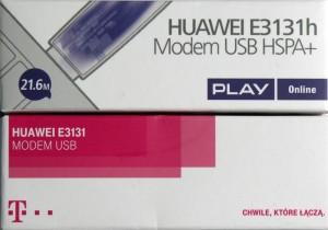 Nowszy Huawei E3131h-2 - Play iT-Mobile