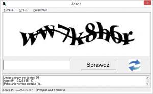 Aero3 - wersja XL zpowiększonym kodem