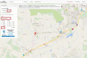 Mapa BTSearch - szukamy stacji bazowych LTE