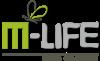 Logo firmy M-Life