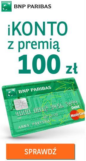 Banner promocyjny BNP Paribas
