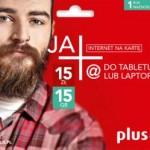 Starter Plus 15 GB za15 PLN