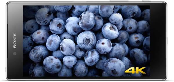 Sony Xperia Z5 Premium - przykład smartofna zgórnej półki